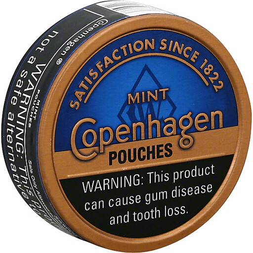 Copenhagen Pouch Mint