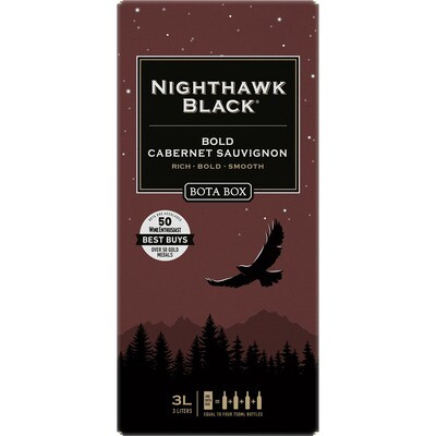 Nighthawk Black Cab Sauv 3L