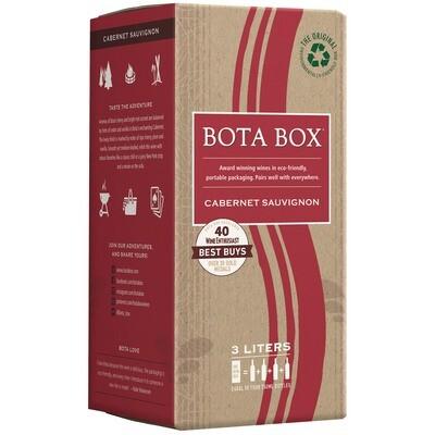 Bota Box Cab Sauv 3L