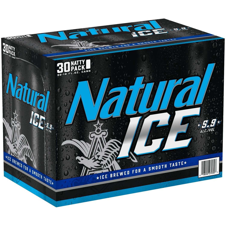 Natural Ice 30pk