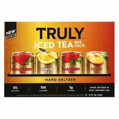 Truly Tea Variety 12pk