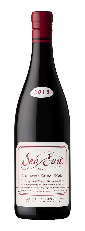 Sea Sun Pinot Noir 750mL