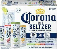 Corona Seltzer 12pk