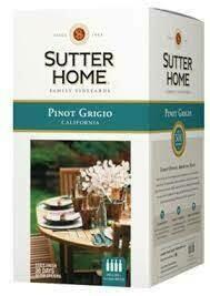 Sutter Home Pinot Grigio 3L