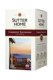 Sutter Home Cab Sauv 3L