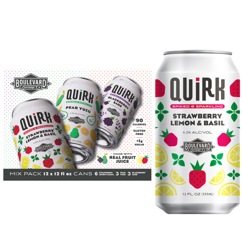 Quirk Variety 12pk