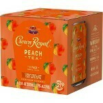 Crown Royal Peach 4pk
