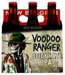 VooDoo Ranger Juicy Haze IPA 6pk btl