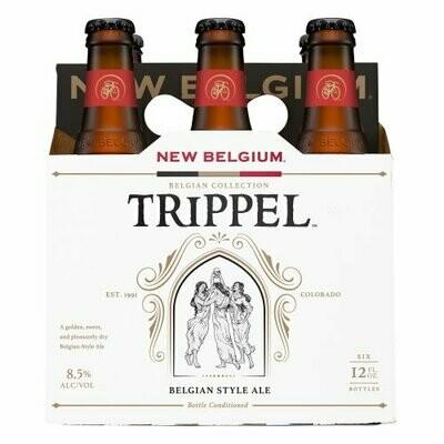 New Belgium Trippel 6pk btl