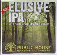 Public House Elusive IPA 6pk btl