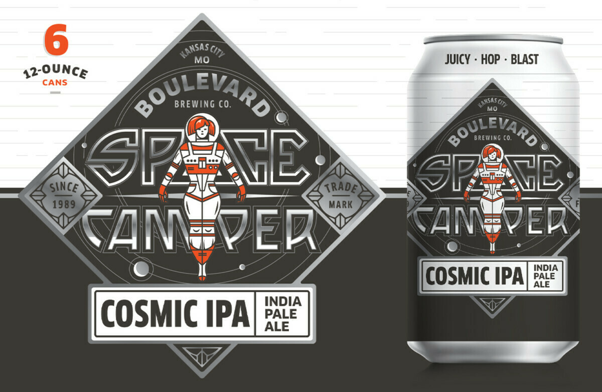 Boulevard Space Camper Cosmic 6pk can