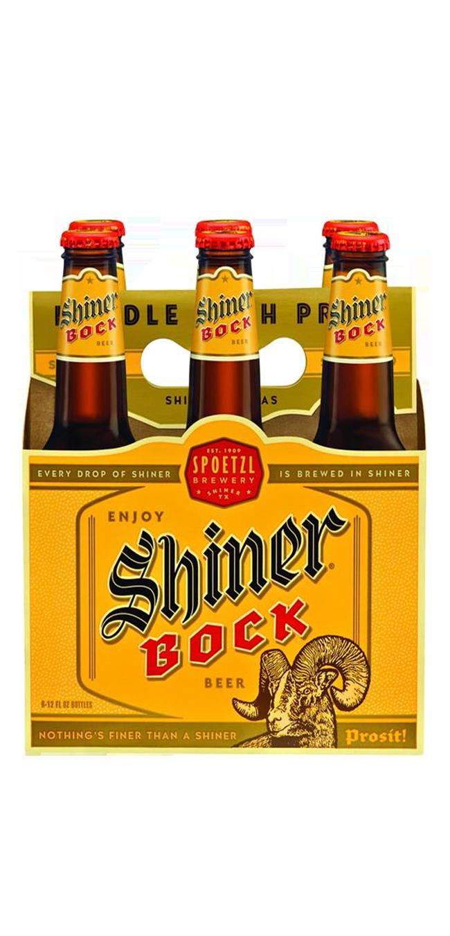 Shiner Bock 6pk btl