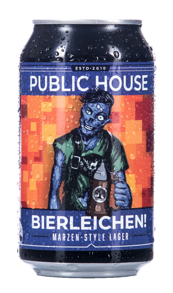Public House Bierleichen 6pk can