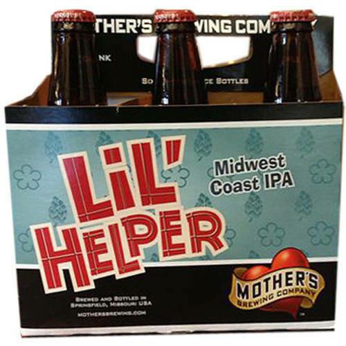 Mothers Lil Helper 6pk btl