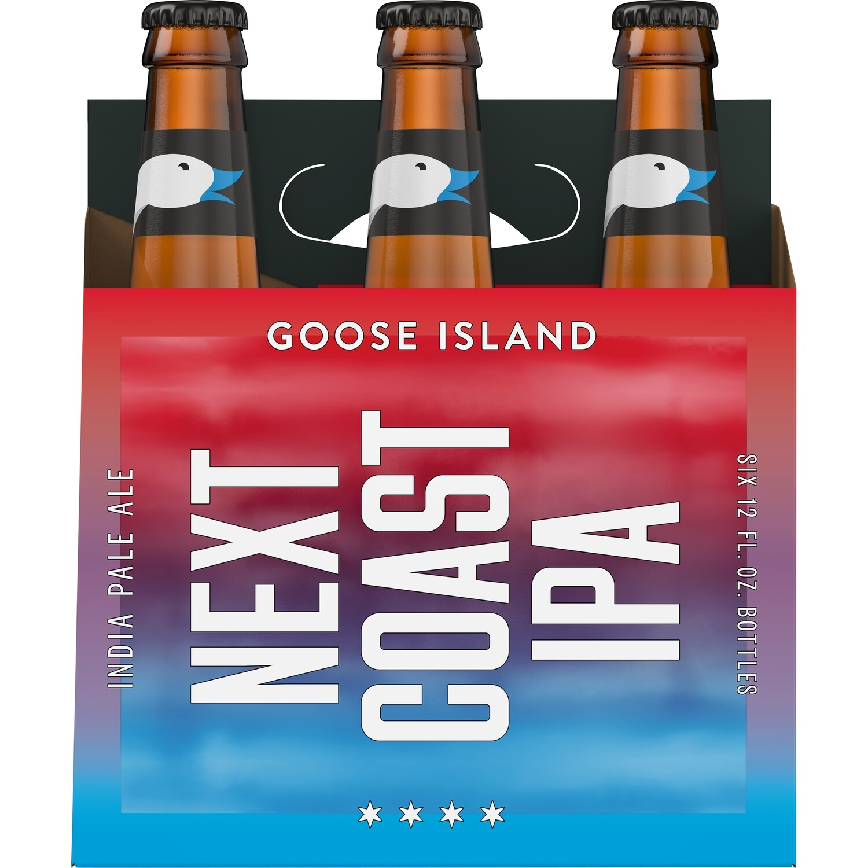 Goose Island Next Coast IPA 6pk Btl