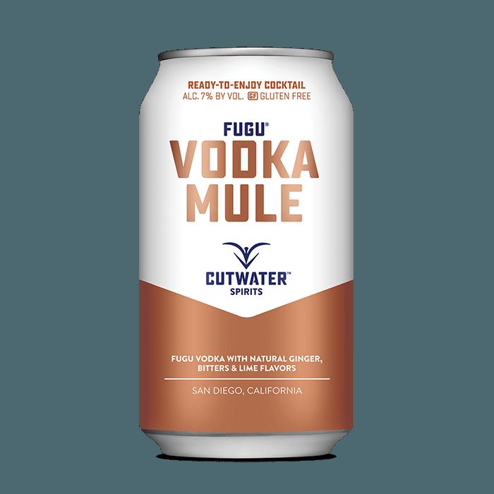 Cutwater Vodka Mule 4pk