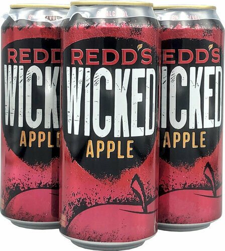 Redds Wicked 16oz can