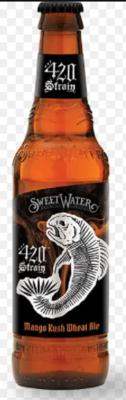 Sweet Water Mango Kush 12oz single btl
