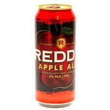 Redd's Apple 16oz single can