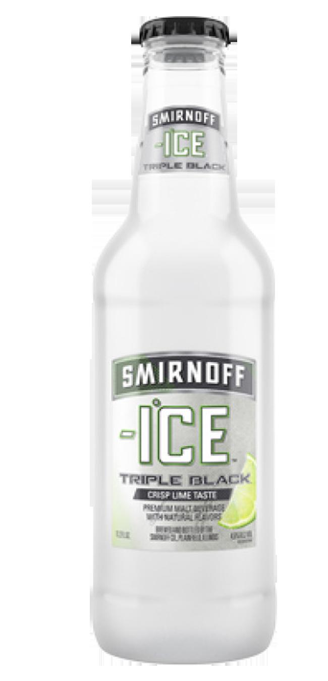 Smirnoff Triple Black 6pk btl