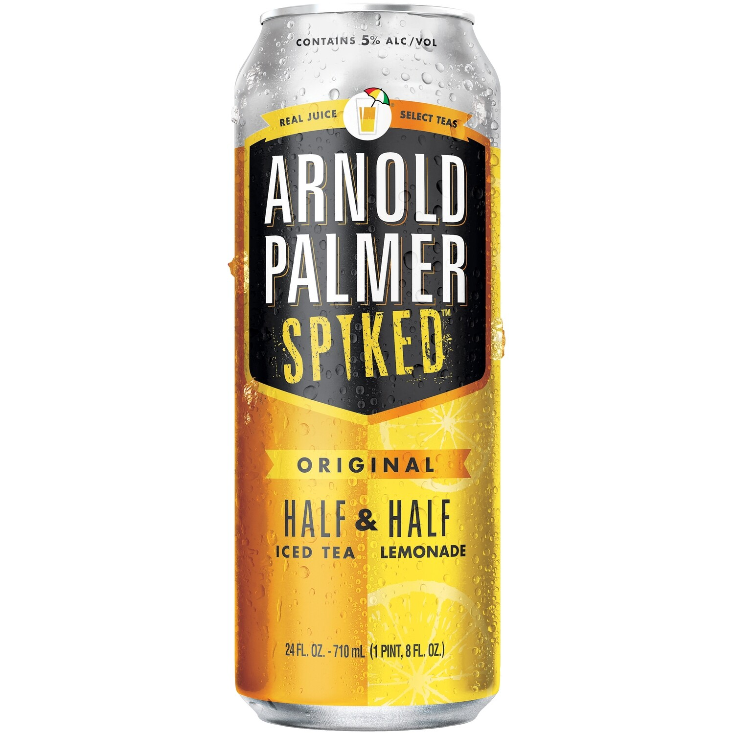 Arnold Palmer Spiked Half and Half 24oz can