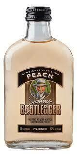 Johnny Bootlegger Peach 200mL