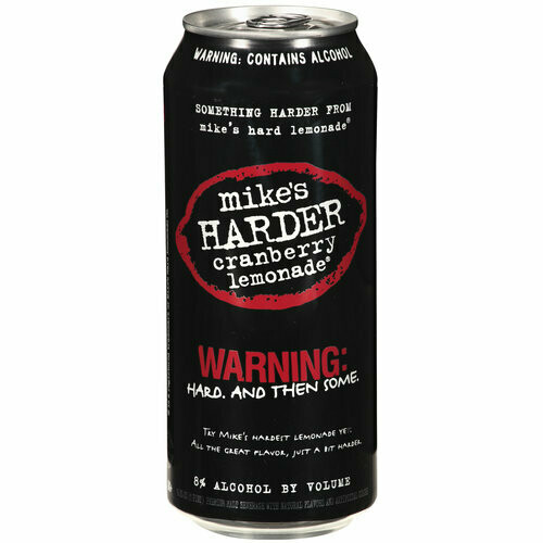 Mike's Harder Lemonade Cranberry 16oz can