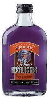 Johnny Bootlegger Grape 200mL