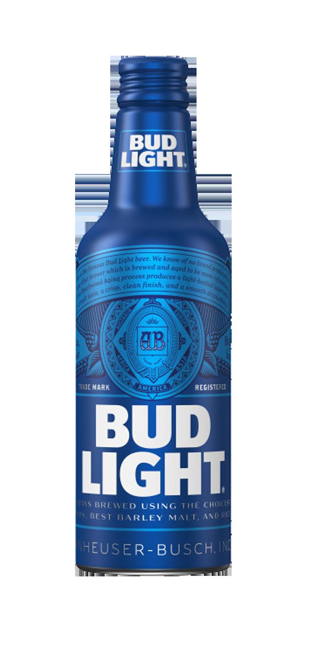 Bud Lt 8pk alum btl