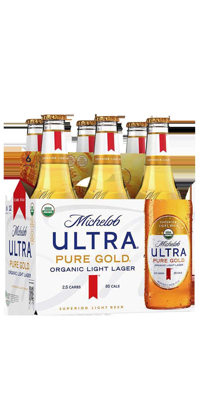 Michelob Ultra Gold 6pk btl