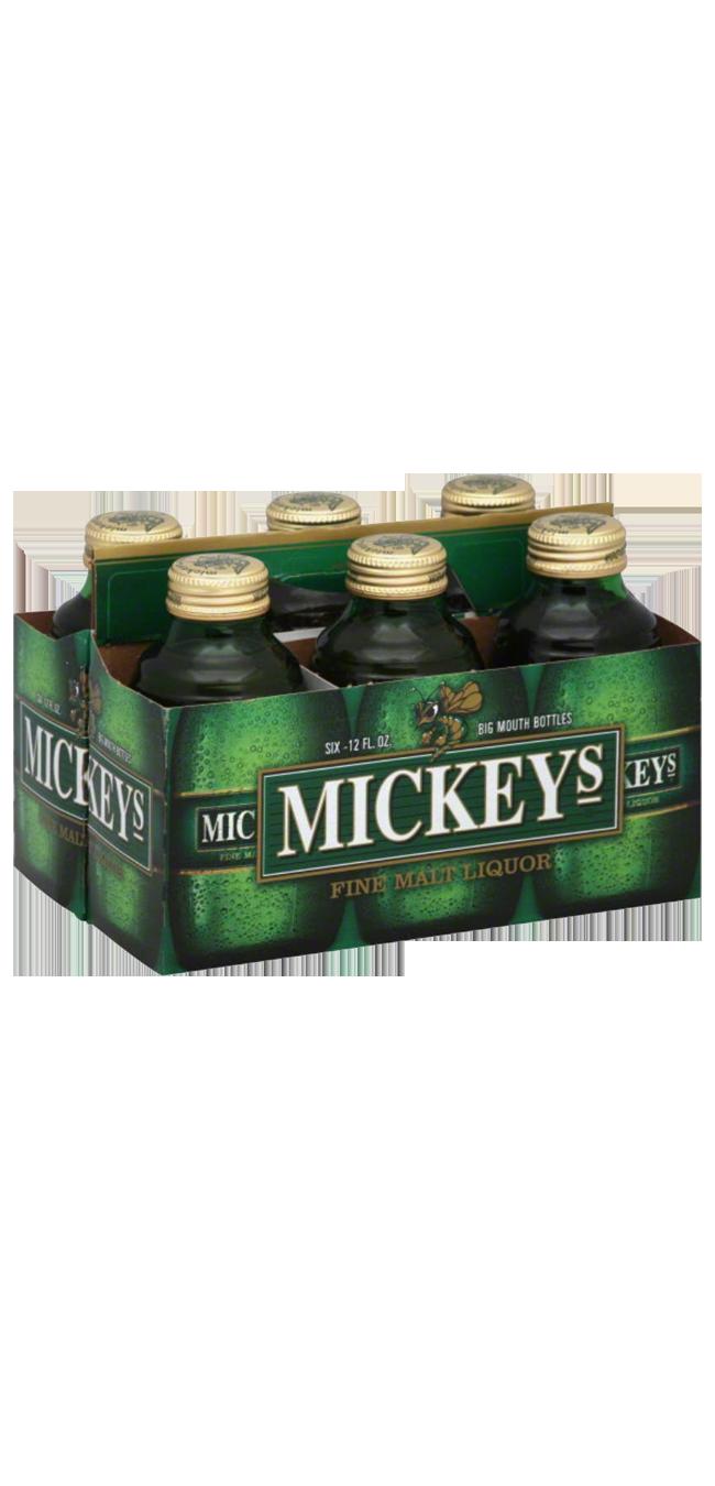 Mickeys Malt 6pk Btl