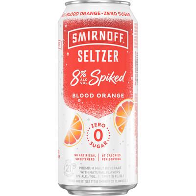 Smirnoff Blood Orange 16oz can