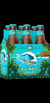 Kona Big Wave 6pk btl