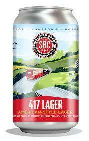 SBC 417 Lager 6pk