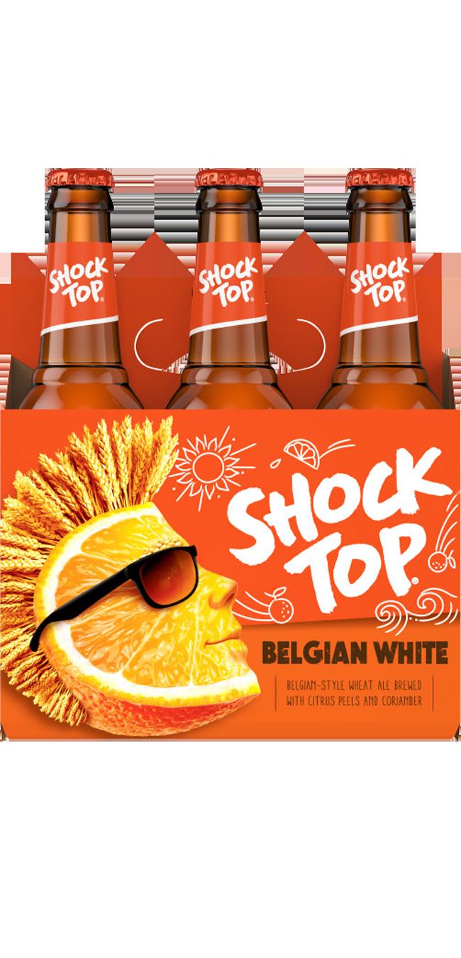 Shock Top Belgium White 6pk btl