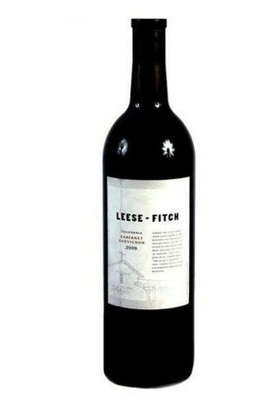 Leese-Fitch Cab Sauv 750mL