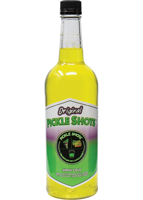 Pickle Shot Original 50mL