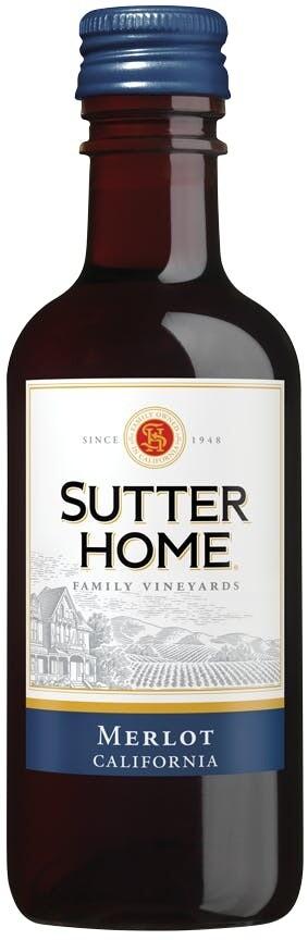 Sutter Home Merlot 187mL