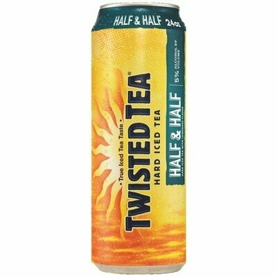 Twisted Tea Lemonade Half & Half 24oz can