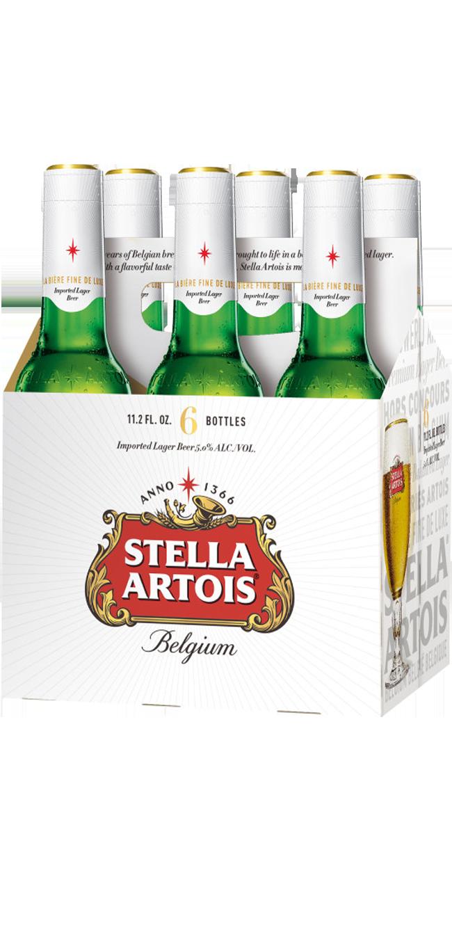 Stella Artois 6pk btl