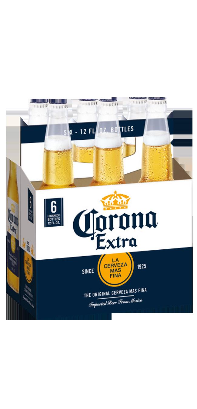 Corona Extra 6pk btl