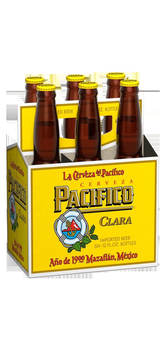 Pacifico 6pk btl