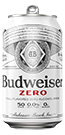 Bud Zero 6pk can