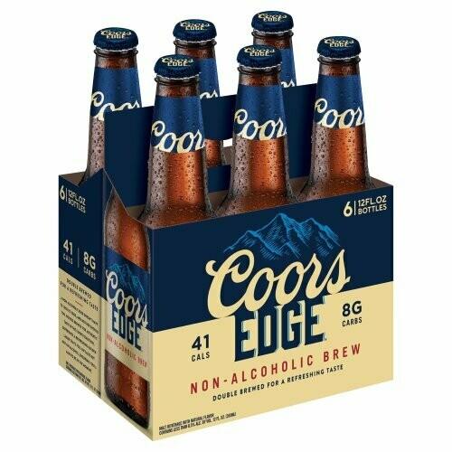 Coors Edge 6pk btl