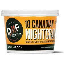Nightcrawlers 18ct Bait