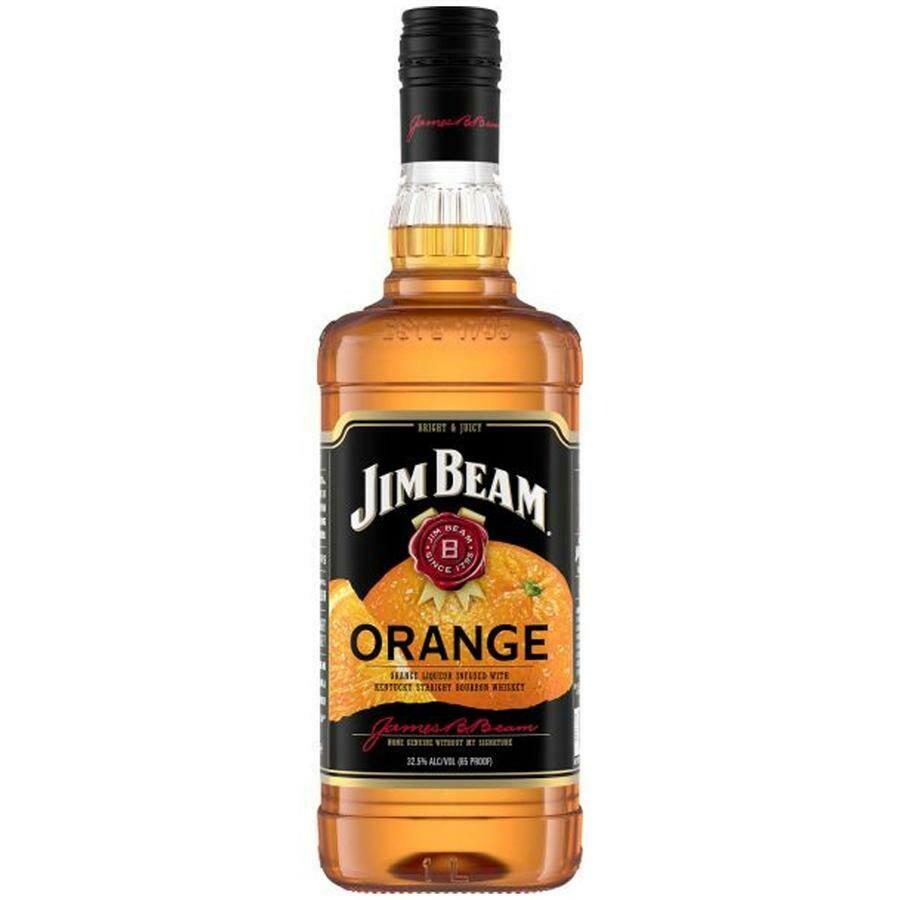 Jim Beam Orange 750mL
