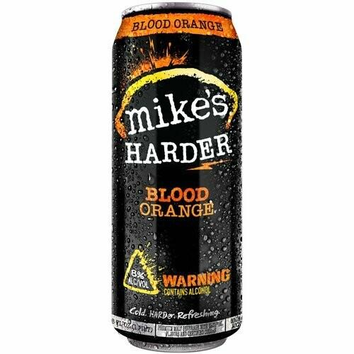Mikes Harder Blood Orange 16oz