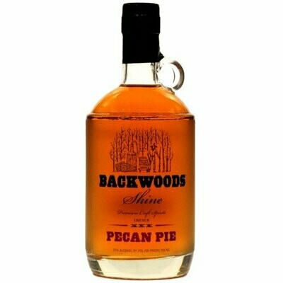 Backwoods Moonshine Pecan Pie 750mL