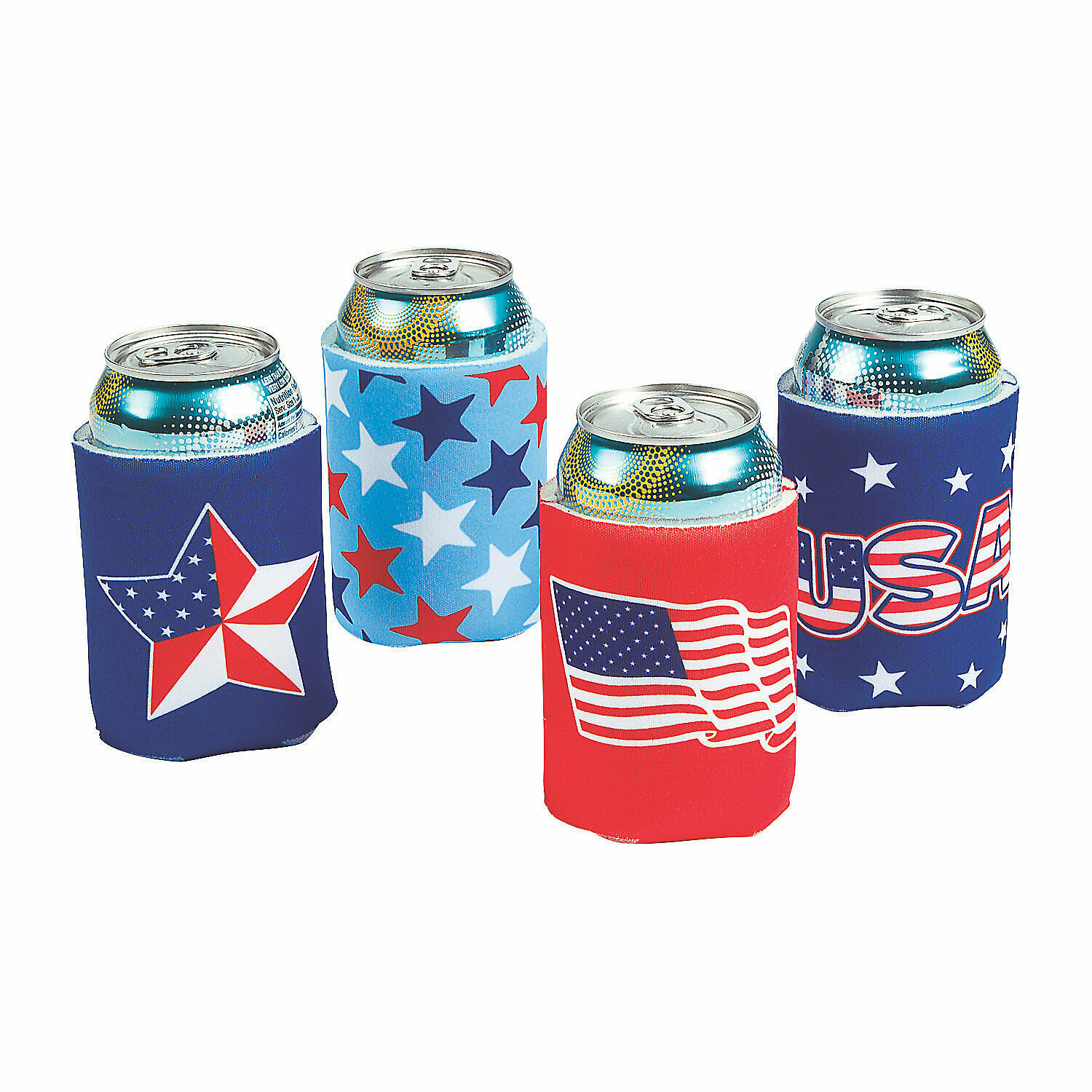 Patriotic Can Cover