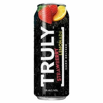 Truly Strawberry Lemonade 24oz